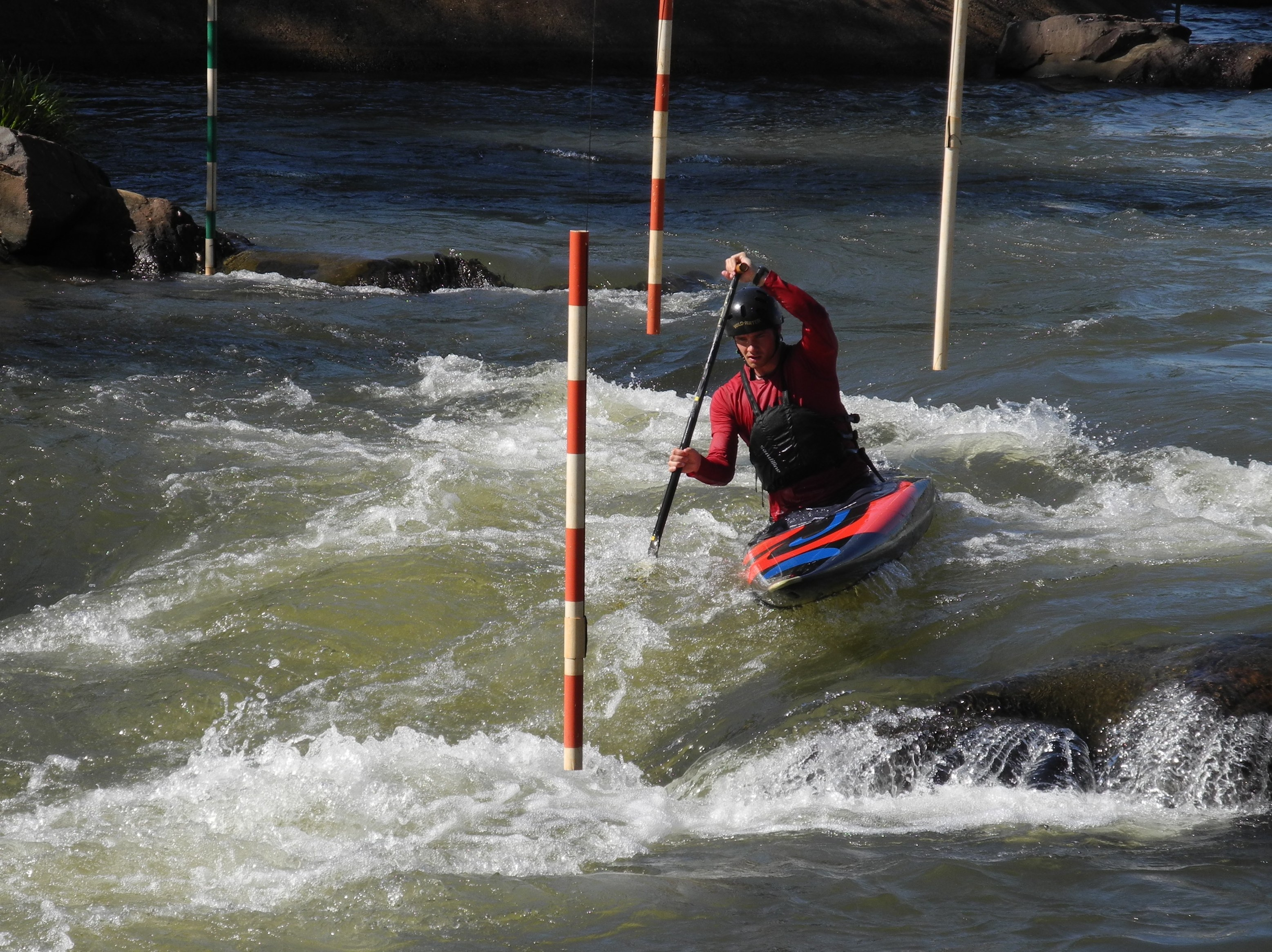Olympic Update Penalties Keep US Canoe Kayak Slalom Athletes From