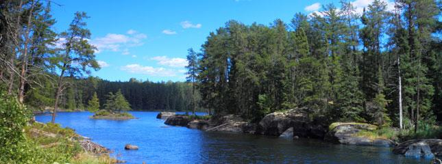 Voyageurs National Park Photo courtesy http://www.nationalparks.org/explore-parks/voyageurs-national-park